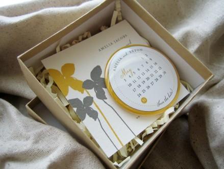 30 ideias para o seu Save the date. Use a criatividade na hora de comunicar o dia do casamento.