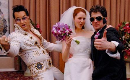 Casamento em Las Vegas. Sonho possível, divertido e econômico.